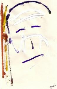 نقاشی از چارلز بوکوفسکی