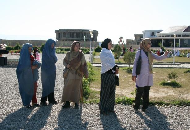 کابل- زن های افغان. عکس: مریم ابراهیمی